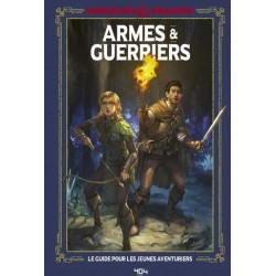 Dungeons and Dragons - Armes et guerriers un jeu 404 éditions