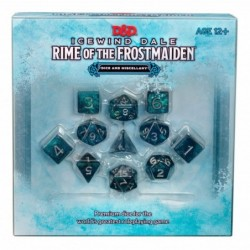 Rime of the frostmaiden - Dice un jeu Wizards of the coast