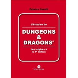 L'histoire de Dungeons & Dragons un jeu