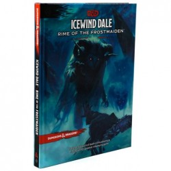 Icewind Dale - Rime of the frostmaiden un jeu Wizards of the coast