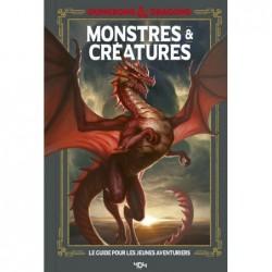 Dungeons and Dragons : Monstres et créatures un jeu 404 éditions