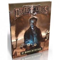 Deadlands Reloaded : De Bonnes Intentions un jeu Black Book