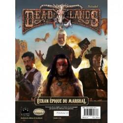 Deadlands Reloaded - Ecran épique un jeu Black Book
