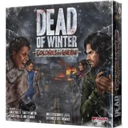 Dead of Winter - Colonies en guerre un jeu Plaid Hat Games