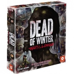Dead of Winter - La nuit la plus longue un jeu Filosofia