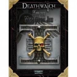 Deathwatch - Kit du meneur de jeu un jeu Bibliotheque Interdite