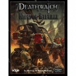 Deathwatch Rites de Batailles un jeu Edge