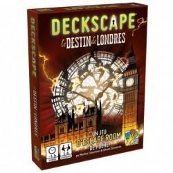Deckscape : Le destin de Londres un jeu Super Meeple