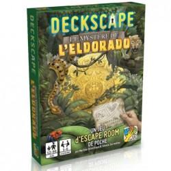 Deckscape : Le mystère d'Eldorado un jeu Super Meeple