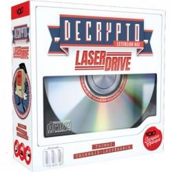 Decrypto : Laser Drive un jeu Le Scorpion Masqué