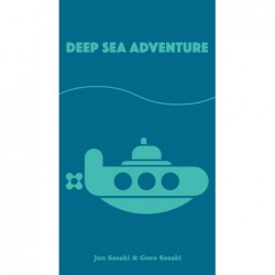 Deep sea adventure un jeu Pixie Games