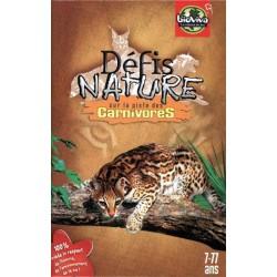 Defis Nature - Carnivores un jeu Bioviva