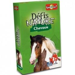 Defis Nature Chevaux un jeu Bioviva