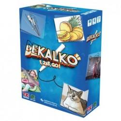 Dekalko un jeu TIKI Editions