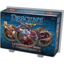 La couronne du destin un jeu FFG France / Edge