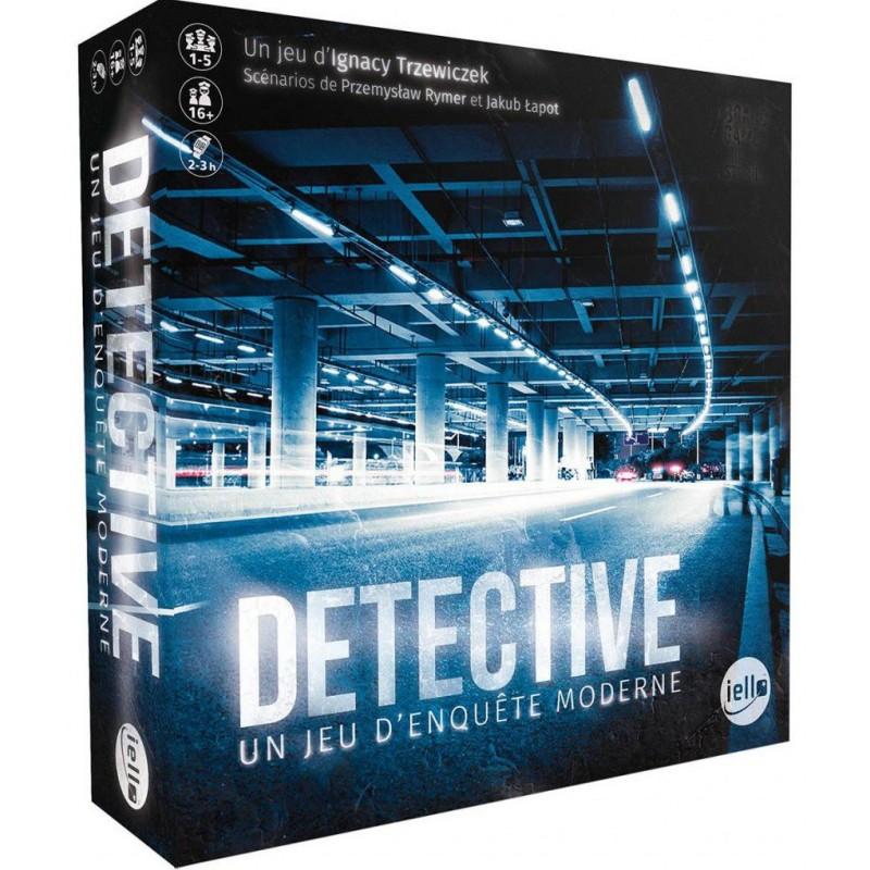 Detective un jeu Iello