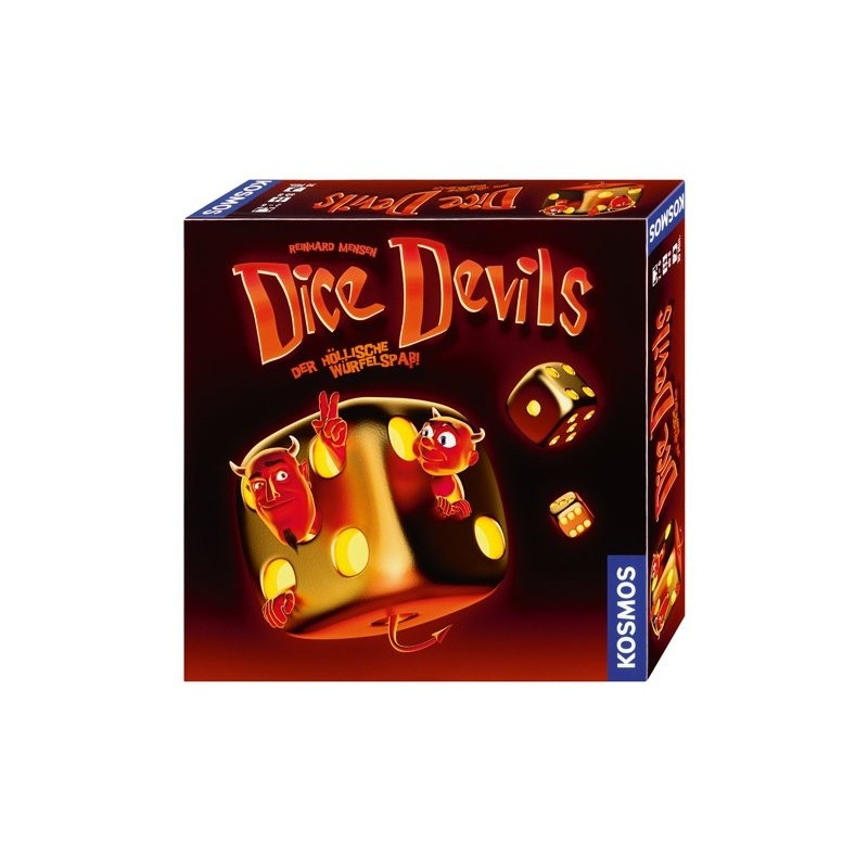 Dice devils un jeu Kosmos