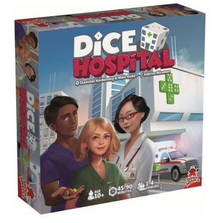 Dice Hospital un jeu Super Meeple