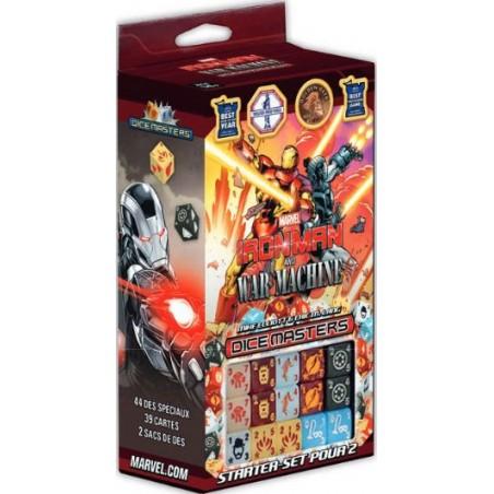 Iron Man - Starter un jeu Wizkids