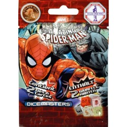 Amazing Spider man - Booster un jeu Wizkids
