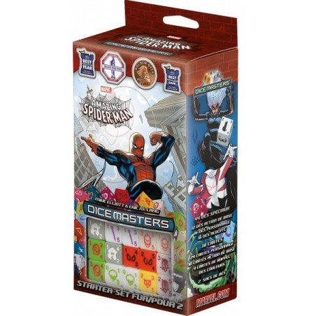 Amazing Spider man - Starter un jeu Wizkids