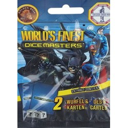 World's finest - Booster un jeu Wizkids