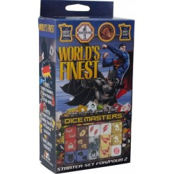 World's finest - Starter un jeu Wizkids