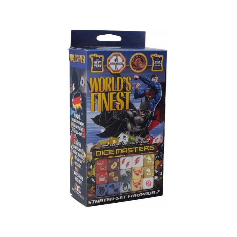 World's finest - Starter un jeu Wizkids