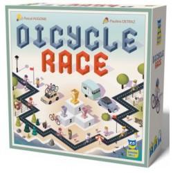 Dicycle race un jeu Banana Smile