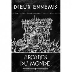 Dieux ennemis - Arcanes du monde un jeu Les XII singes