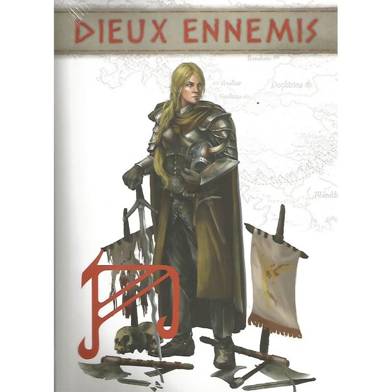 Dieux ennemis - Falvren Dyr un jeu Les XII singes