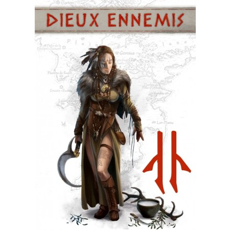 Dieux ennemis - Le foyer un jeu Les XII singes