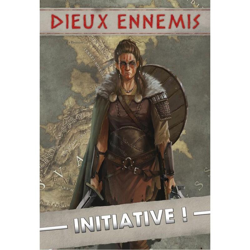 Dieux ennemis - Initiative un jeu Les XII singes