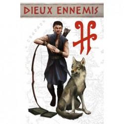 Dieux ennemis - La justice un jeu Les XII singes