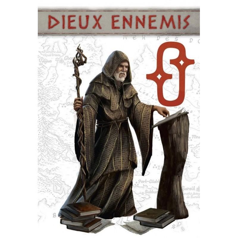 Dieux Ennemis - La Sagesse un jeu Les XII singes