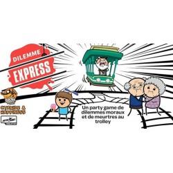 Dilemme Express - Le jeu de cartes un jeu Lucky Duck Games