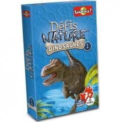Défis Nature - Dinosaures 1 un jeu Bioviva