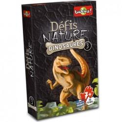 Défis Nature - Dinosaures 3 un jeu Bioviva