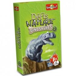 Défis Nature - Dinosaures 2 un jeu Bioviva