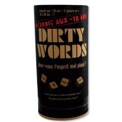 Dirty Words un jeu Carrom Art