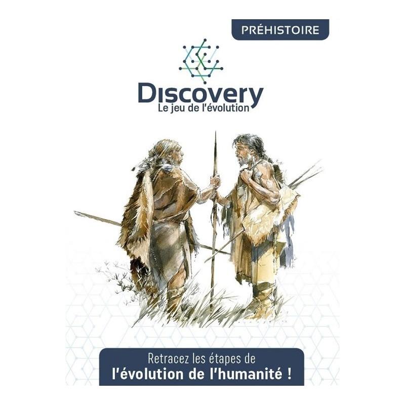 Discovery - Le jeu de l'évolution - Préhistoire un jeu Discovery Game