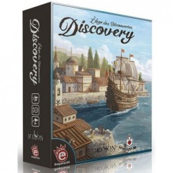 Discovery - L'âge des Découvertes un jeu EmperorS4