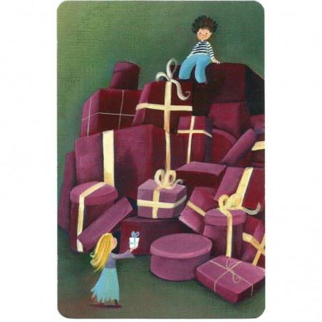 Dixit - Carte bonus les cadeaux un jeu Libellud
