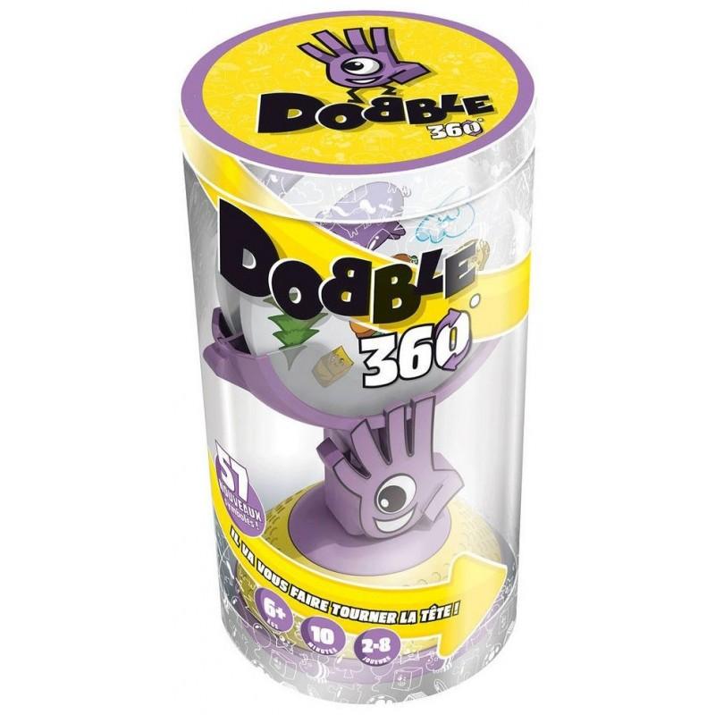 Dobble 360∞ un jeu Asmodee