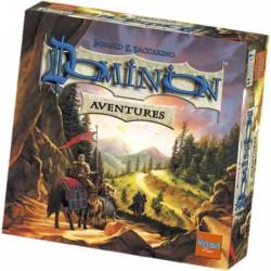 Dominion - Aventures un jeu Ystari