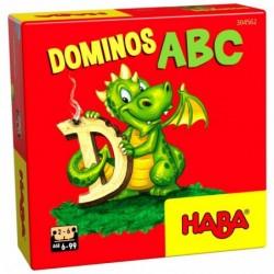 Dominos ABC un jeu Haba