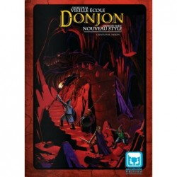 Donjon (dans un tout Nouveau Style) un jeu Narrativiste