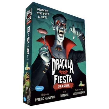 Dracula Fiesta un jeu Origames