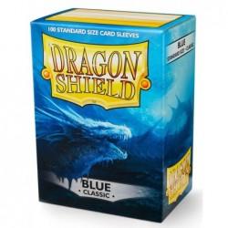 Dragonshield pochettes Blue (100) - 63x88 un jeu Dragonshield