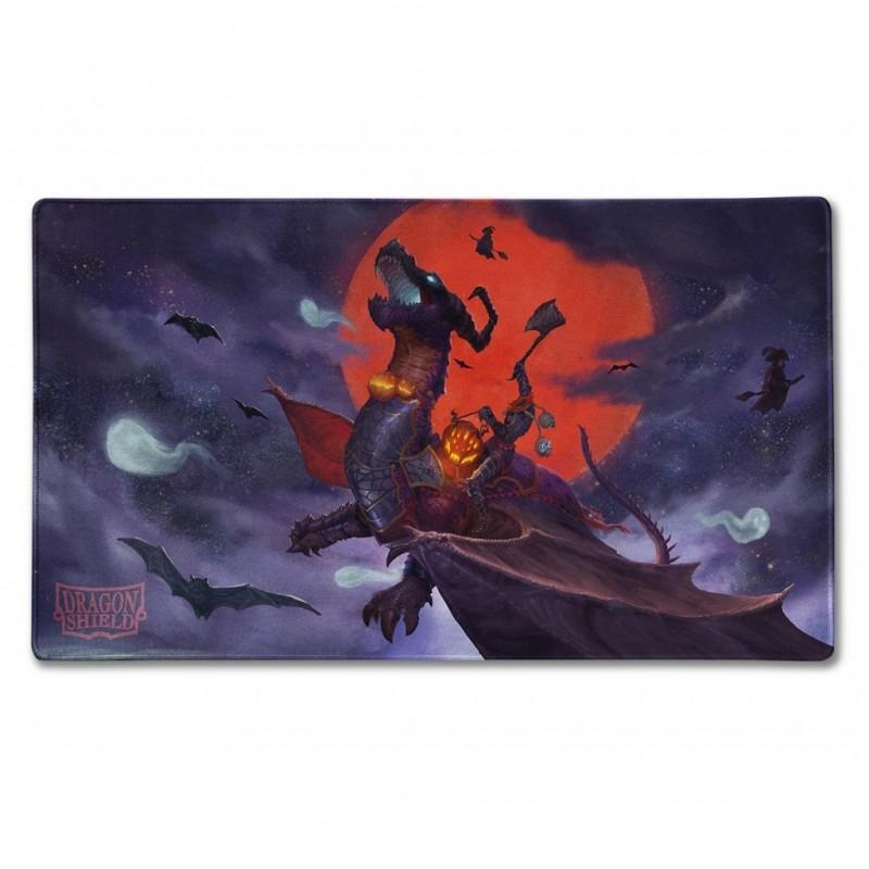 Dragon Shield : Playmat Halloween Dragon un jeu Arcane Tinmen